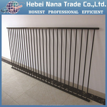 hot sale cheap wrought iron fence / stair railing parts wrought iron art work for gate alibaba china supplier