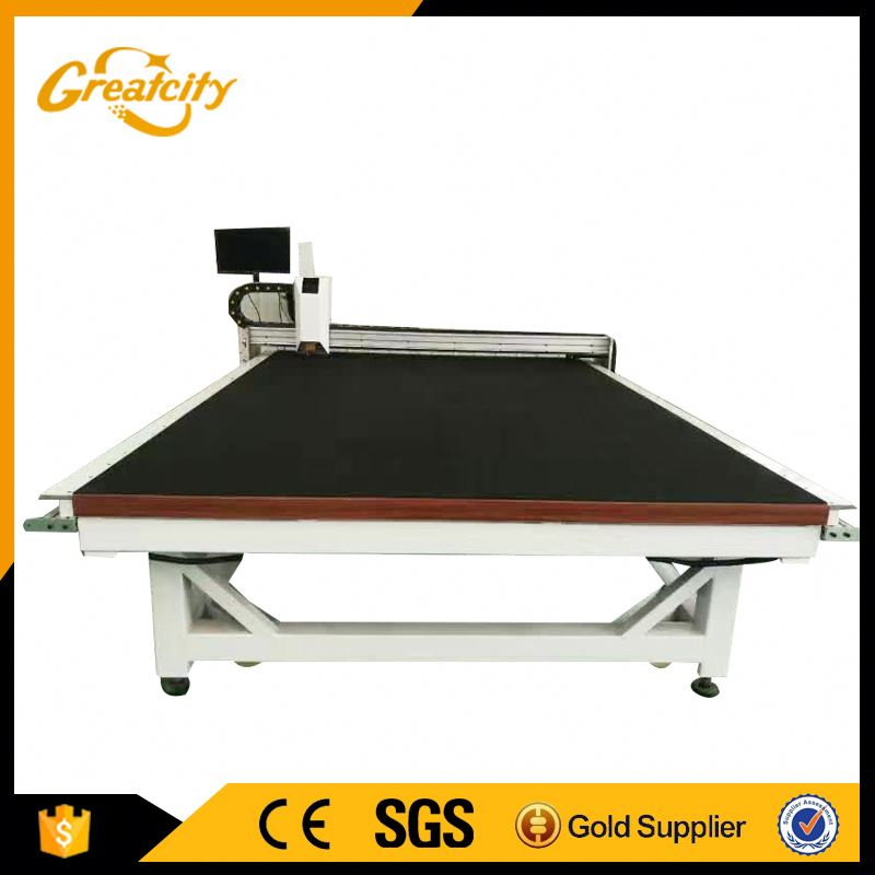 professional and hot sale cnc full automatic glass cutting machine