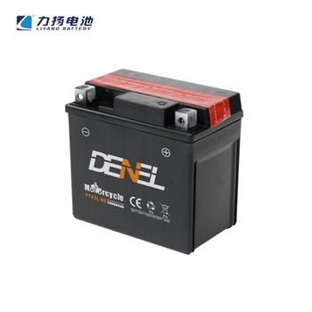 Bajaj motorcycle spare parts/motorcycle battery/12v 5ah,manufacture,125cc and 150cc