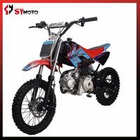 dirt bike 125cc mini moto electric start 125cc china pit bike crf50 electric motorcycle lifan engine SYMOTO