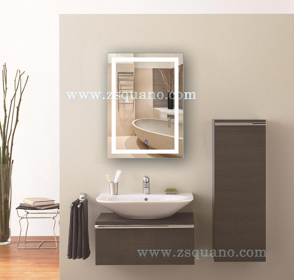 Bathroom Smart Mirror With Light