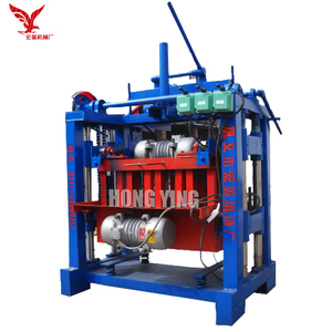 QMJ4-35A widely used concrete block making machine for sale in usa, ghana brick making machine for sale