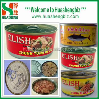 Export Canned Tuna In Vegetable Oilin Best Canned Fish Brand
