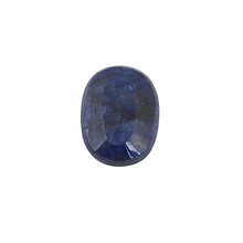 Bright Blue Oval Cut Dyed Sapphire Stones for Jewelry, Loose GemStone