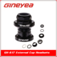 "Gineyea GH-617 BC1""x24T wholesale bike parts external cup threaded bicycle headset for City bike/road bike"
