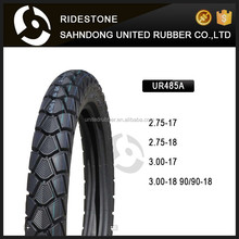 3.00-18 motorcycle manufacturing process inner tubes tyre mrf