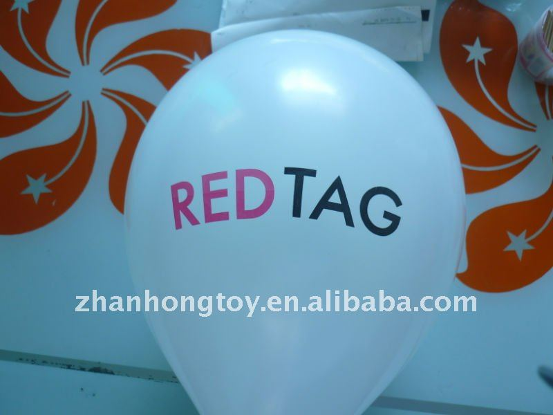 2012 good quality latex balloon