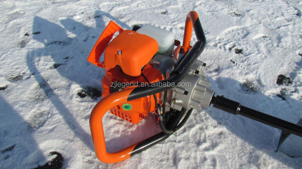 Gas powered Ice auger fishing Eskimo TYPE 6 / 8 ""