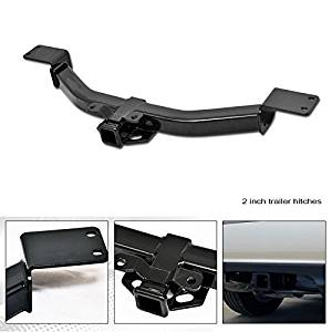 """VXMOTOR CLASS 3 TRAILER HITCH RECEIVER REAR BUMPER TOW KIT 2"""" FOR 2007-2017 GMC ACADIA /2007-2010 Saturn Outlook / 2008-2017 Buick Enclave / 2009-2017 Chevy Traverse"""