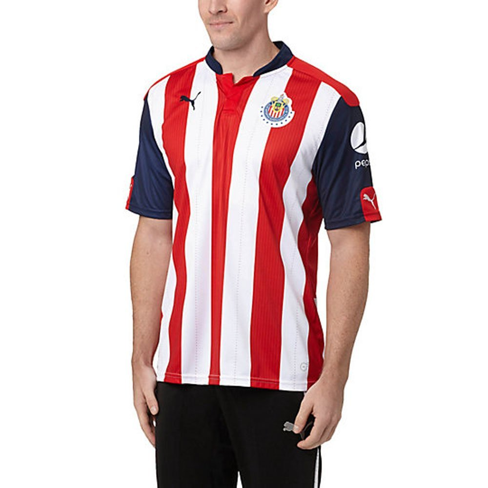 cheaper b566b e8511 Buy Puma Chivas HOME 2016/17 Replica Jersey-RED in Cheap ...