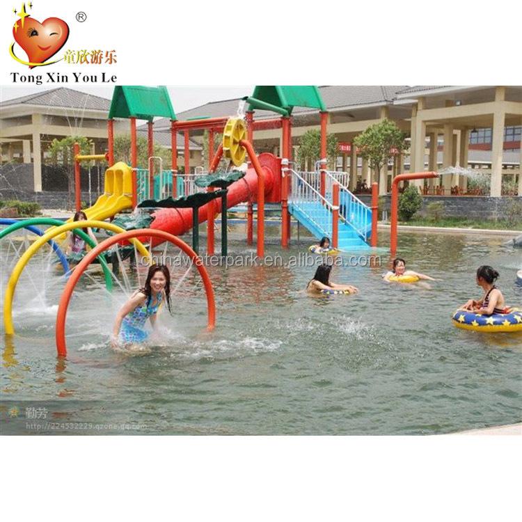 New Design Hot Summer Pool With Water Slide Residential Pool Slide Steel  Water Slide - Buy Swimming Pool Slide,Swimming Pool Water Blade ...