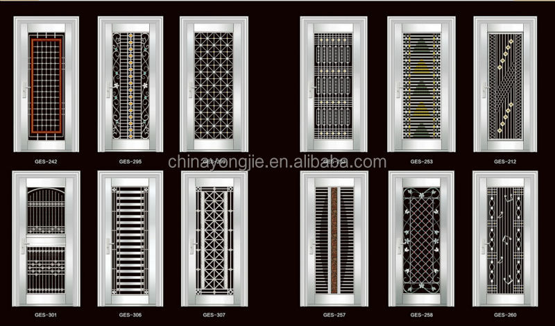 Best of Ss Grill Design For Door