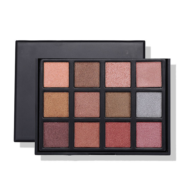 Bibiwow Organic Makeup Powder Us Private Label Eyeshadow Palette <strong>Cosmetic</strong>