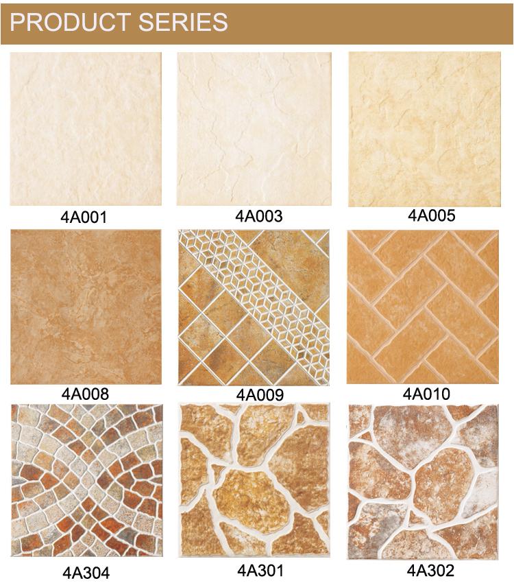 400*400mm Hot Sale Fashion Pattern Non Slip Prices Ceramic Floor ...