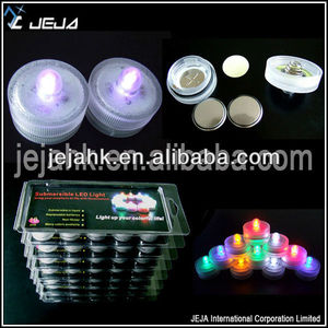 312 24h SALE JEJA submersible led light, led tea light
