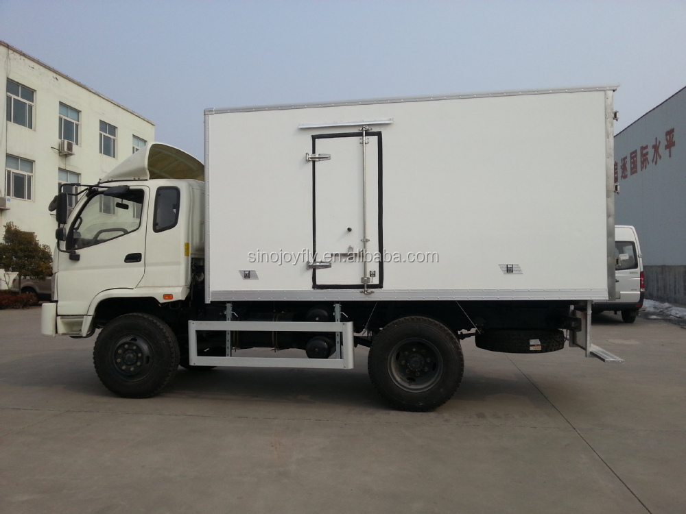 Aluminium Van Truck Box Cargo Carrier Tricycle - Buy ...
