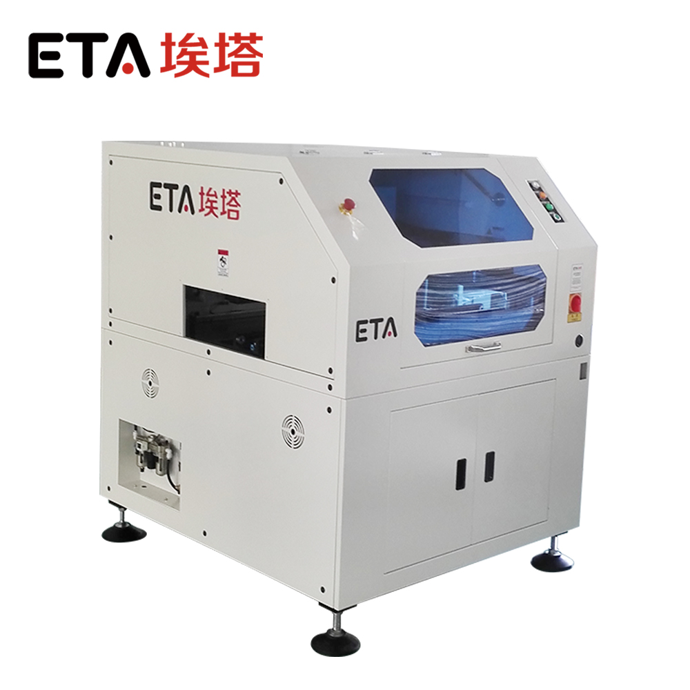 SMT Production Line Usage Semi-auto PCB Printing Equipment Solder Paste SMT Stencil Printer 31