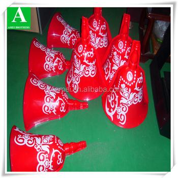 oem vacuum forming plastic large christmas bell - Large Plastic Christmas Bell Decorations