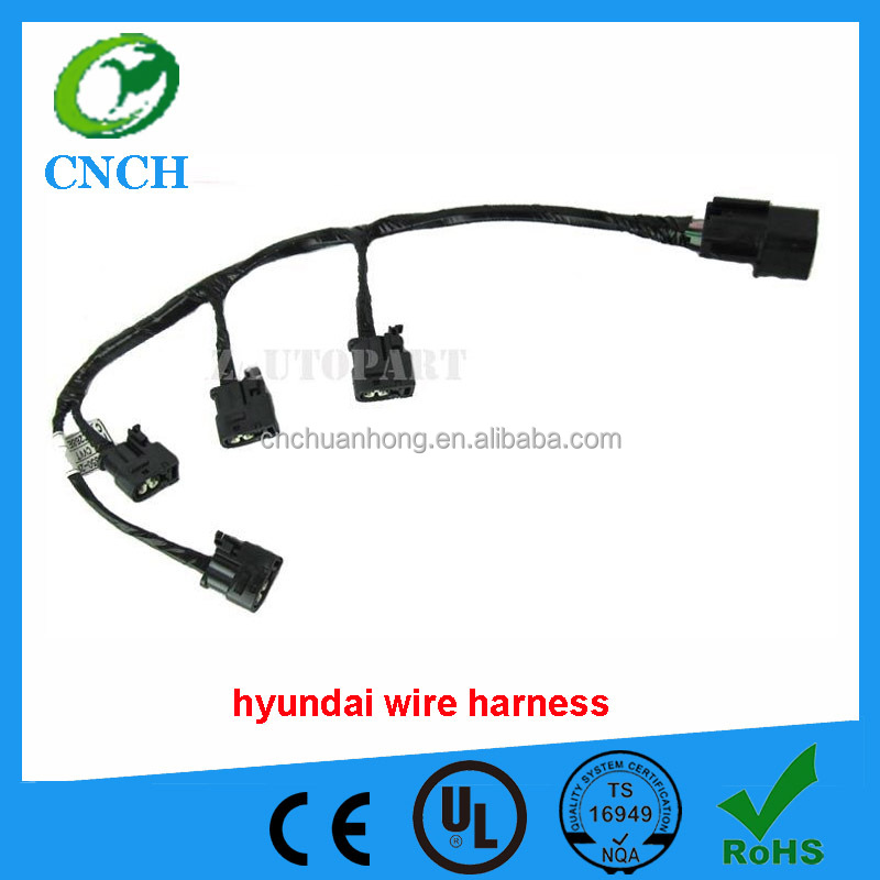 OEM Ignition Coil Wire Harness for Hyundai Kia 27350 26620