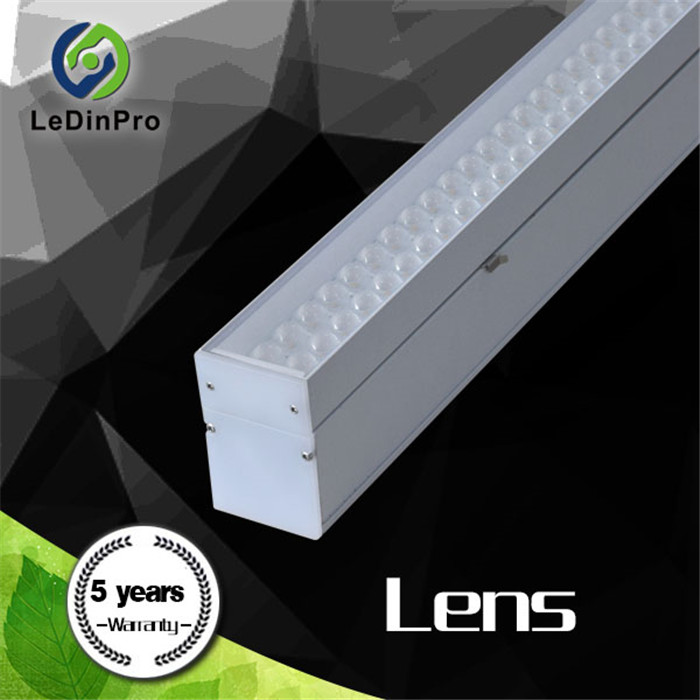 Trunking system 30w adjustable led down light for supermarket and parking lots lighting