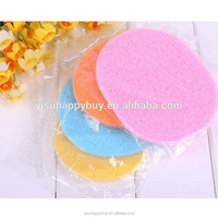 Wholesale various color of face powder puff best selling foundation