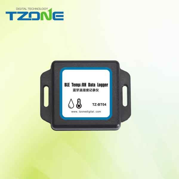 Bluetooth TZONE BT04 Temperature and Humidity Data logger