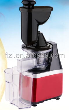 Big mouth slow masticating tomato juicer