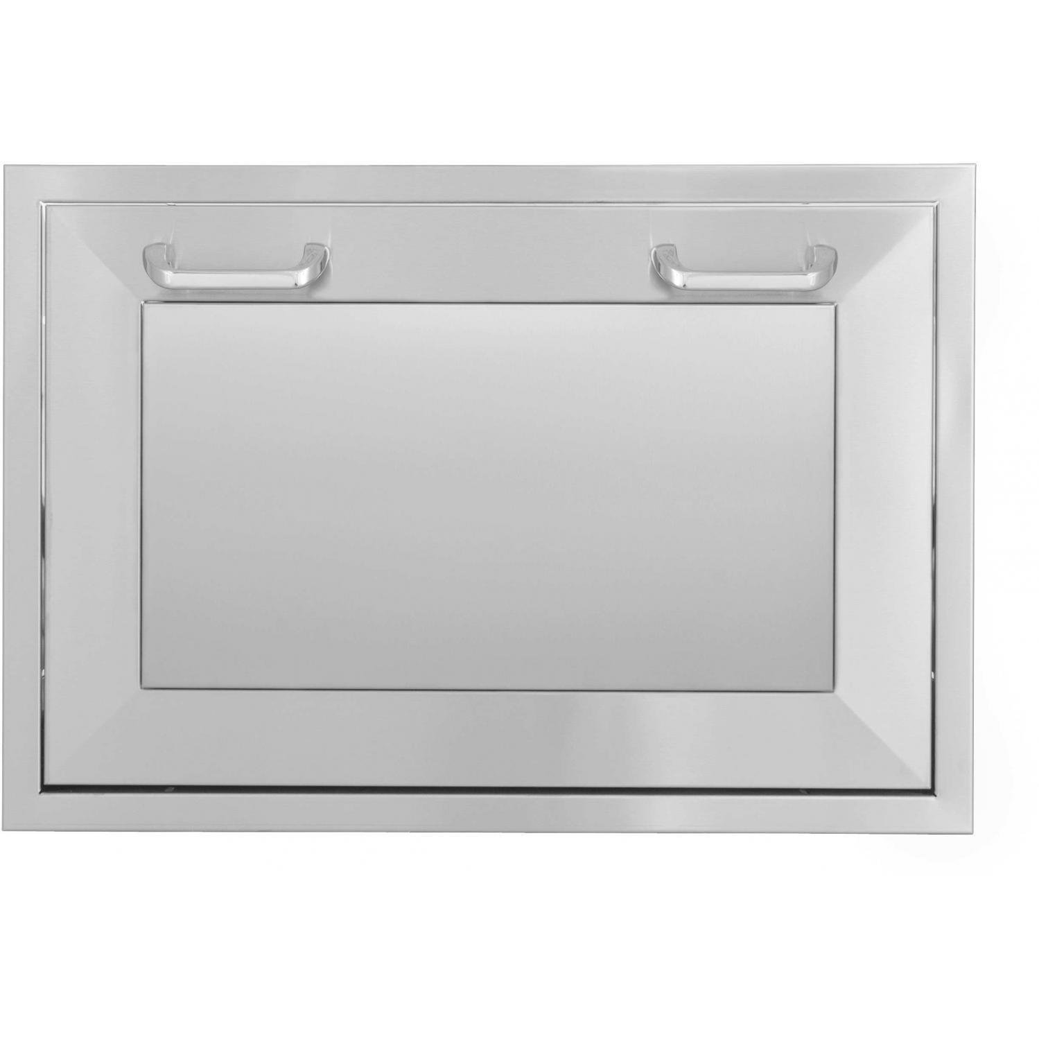Bbqguys.com Kingston Panel Series 30-inch Stainless Steel Roll-out Ice Chest Storage Drawer
