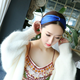 Silk Headband China Wholesaler Luxury 19/ 22/25MM Pure Silk Hair Band