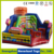 NEVERLAND TOYS Cheap Inflatable Fun City Bus City Inflatable Kids Jumping Castle Indoor Inflatable Playground on Sale