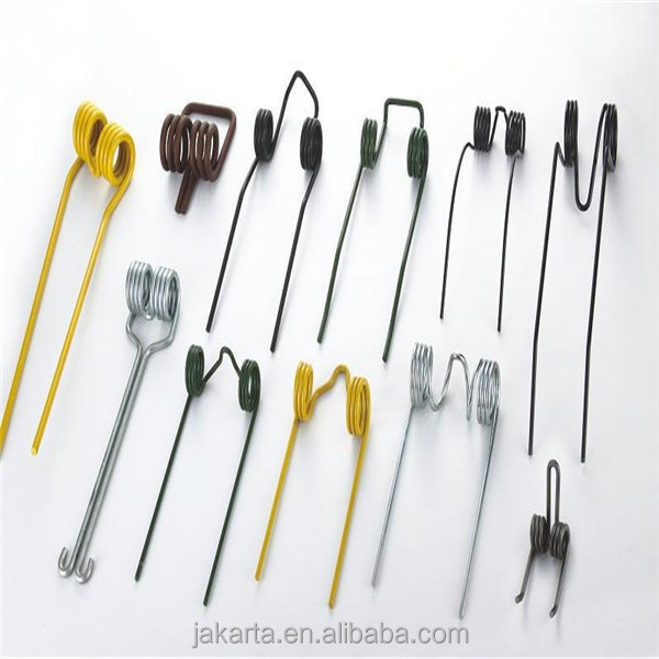 Hay Rake Steel Spring Tines Of Farm Machine Spare Parts