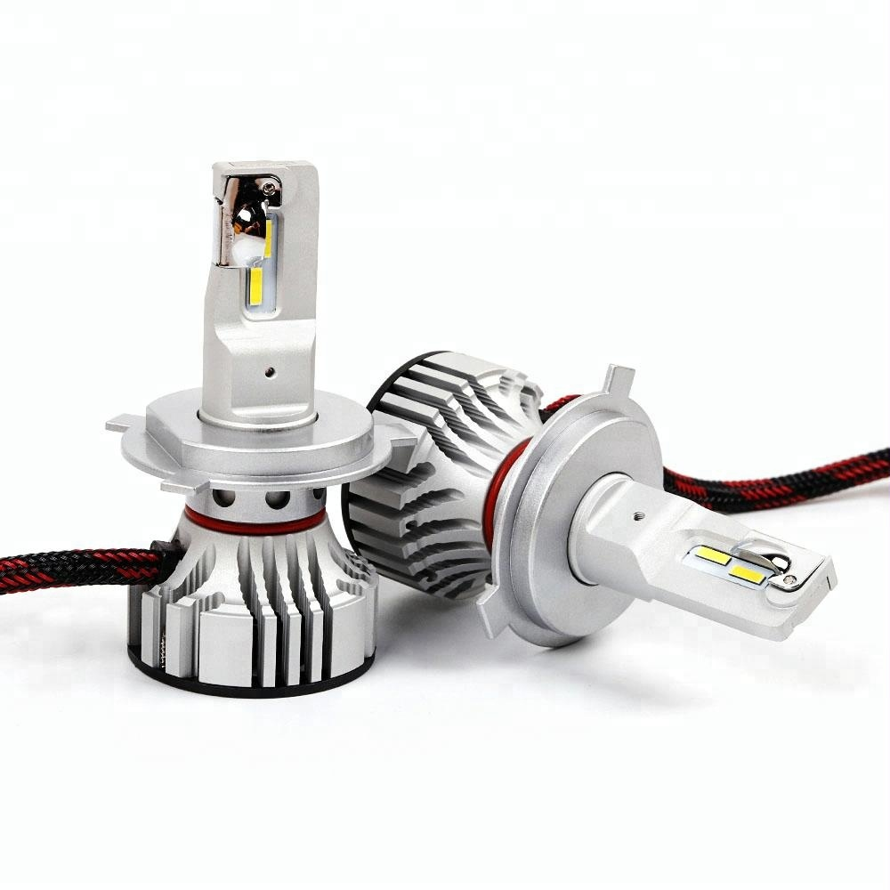 high power Auto Lighting System h4 hid headlight car led