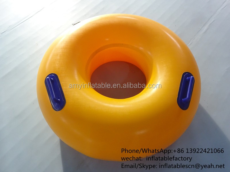 PKSR cheap sale inflatable water floating adult swimming ring rental price