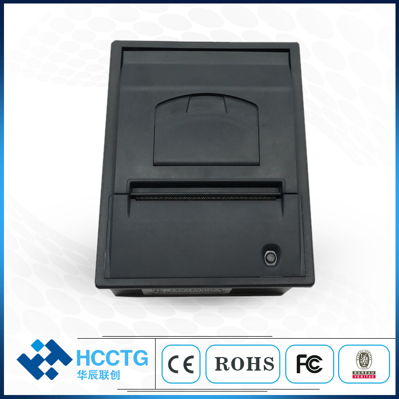 RS232 Interface Equipment 58mm Embedded Receipt Panel Thermal Printer HCC-EB58-A