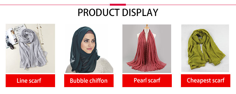 En çok satan viskon başörtüsü eşarp ucuz İslam eşarp başörtüsü kadın başörtüsü pamuk