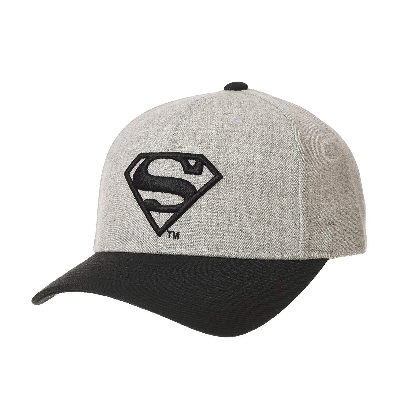 Get Quotations · WITHMOONS Superman vs Batman Shield Baseball Cap  Embroidery Hat AC11015 297e63ce81