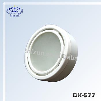 Dk-577-white Halogen Cabinet Light,Plastic Cover Under Cabinet ...