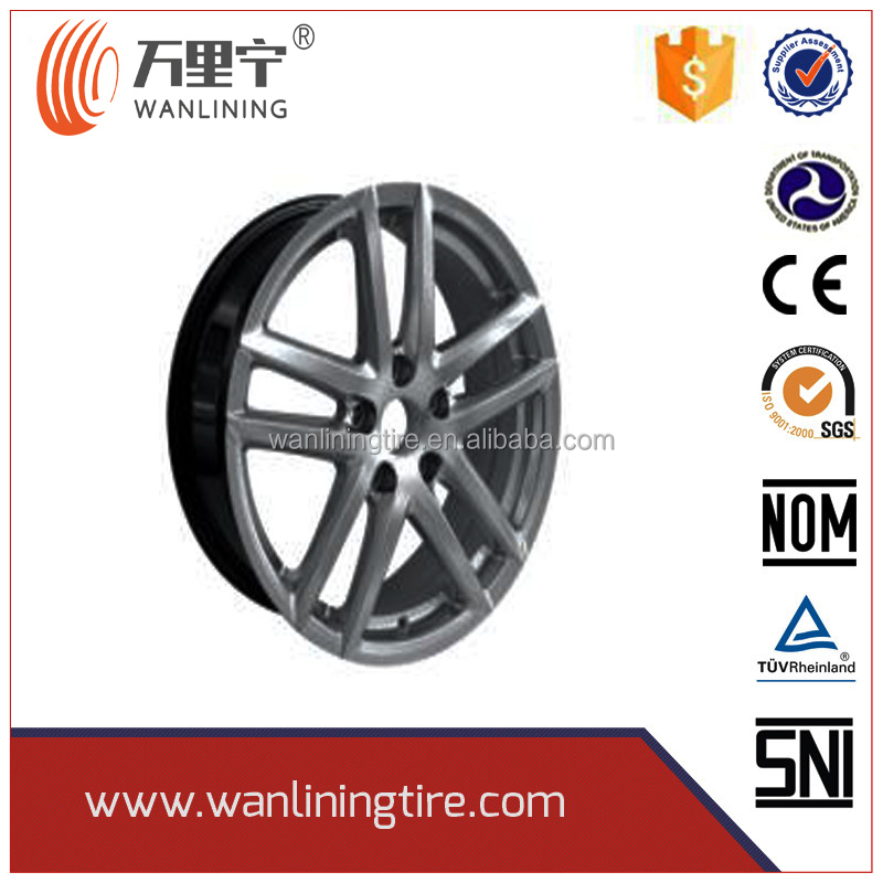 Excellent quality 18*8.0 alloy car wheel rim with last price