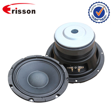High Voice Quality OEM 8 Inch 75W Best Pa Speaker Driver Mid Bass With Speakers Audio