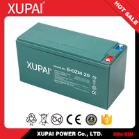 8-DZM-20 XUPAI Factory Direct 16V 20AH dry batteries for ups