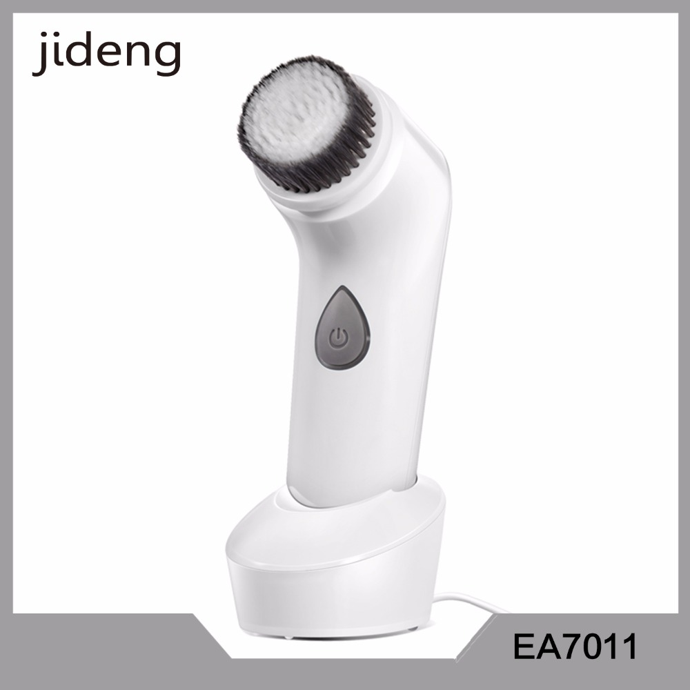 Electric facial cleansing brush scrubbing face spa cleanser hand spa pore cleaner beauty equipment used facial equipment forsale
