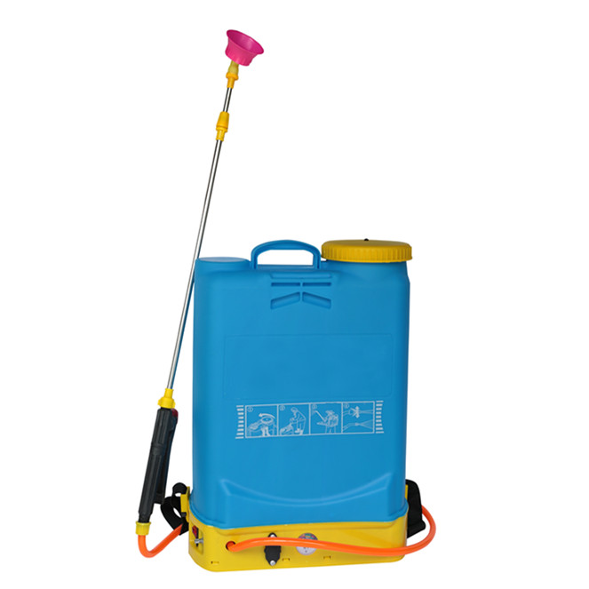 Creative Excellent quality pakistan 20l pesticide knapsack agricultural battery sprayers