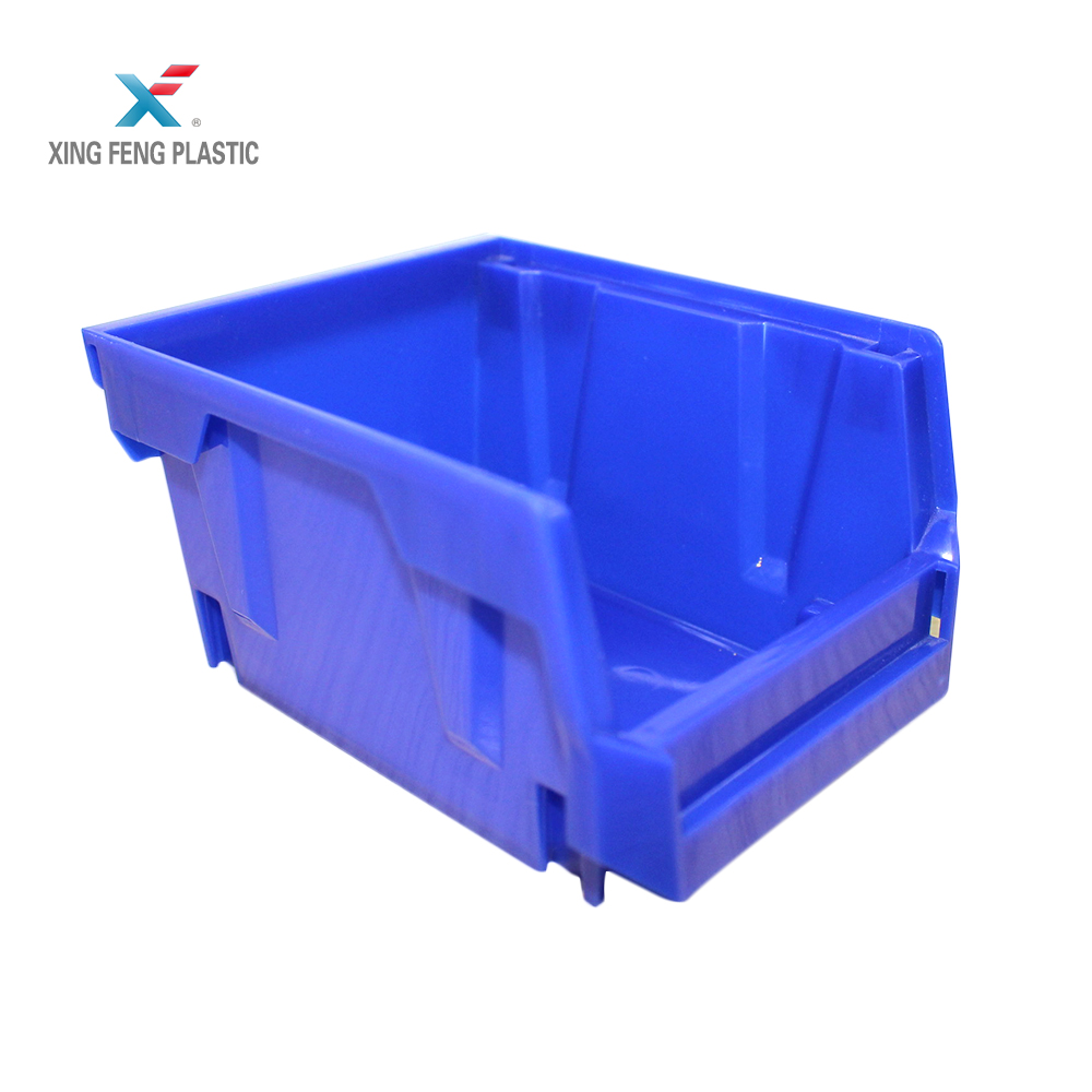New type plastic material organizing bins