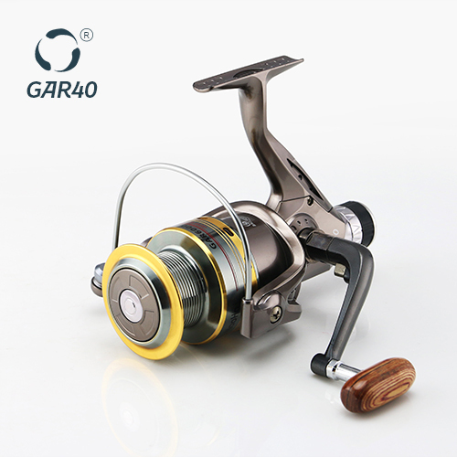 Okuma Fishing Reels Fishing Tackle Pesca With Metal Spool China GAR40