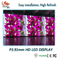 RGX Easy move HD p3.91, p4.81 flexible led display/movable led display for concert stage