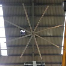 24ft Industrial Big Ass Ceiling Fan