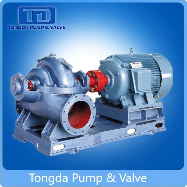 Low Price Cast Iron Centrifugal Electric High Flow Water Pumps