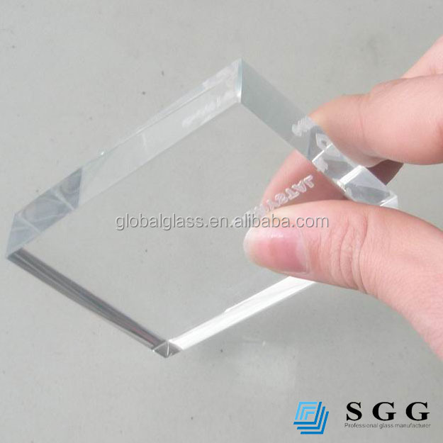 Top quality 8mm ultra clear low iron glass cost premium