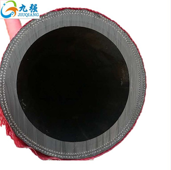 Chinese manufacture flexible fuel tanker oil suction rubber hose