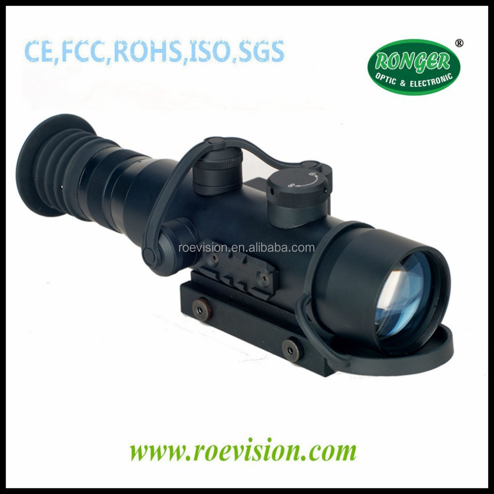 Gen 2+ ID MutilI-purpose night vision monocular 3.3X improved
